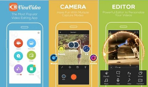 Viva Video APK Download for PC & Android Free/Pro Editor App